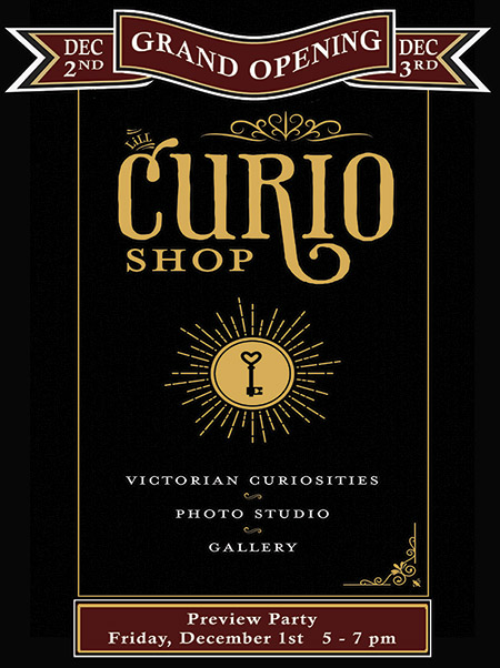 Lill Curio Shop – Suite 320