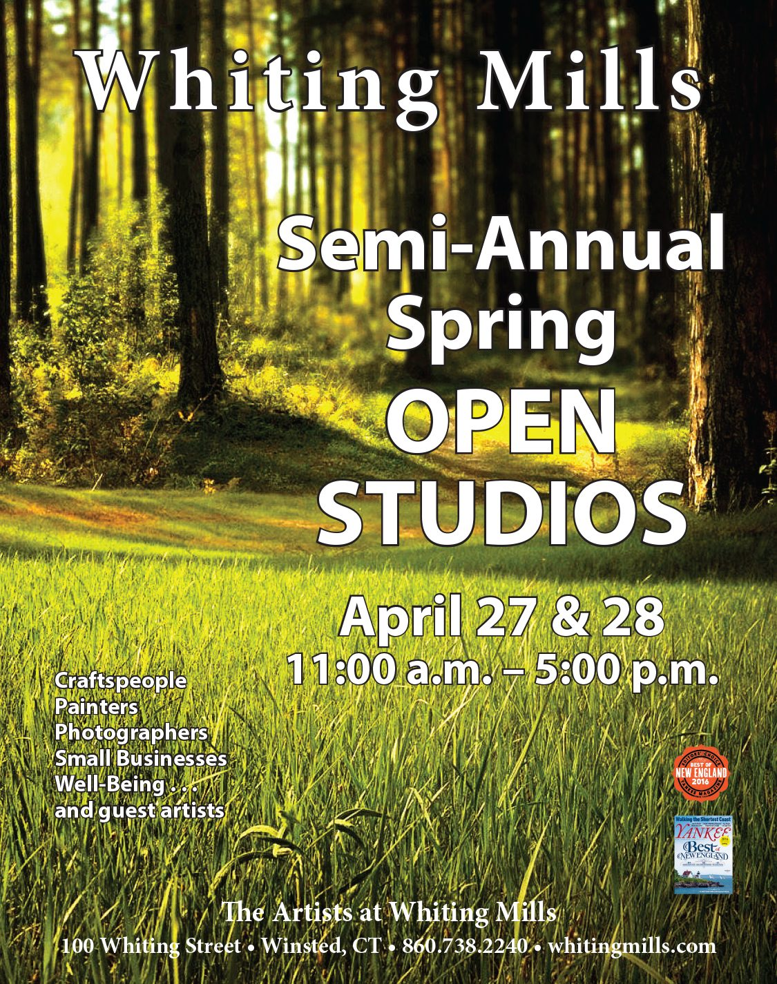 Semi-Annual Open Studios